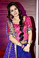 Shraddha Arya at the launch of Life OK's new TV serial Tumhari Paakhi (07).jpg