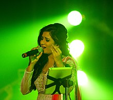 indian singing reality show participant biography of albert