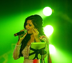 Shreya at concert.jpg