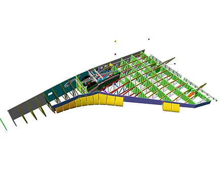 Space Shuttle wing cutaway Shuttle Left Wing Cutaway Diagram.jpg