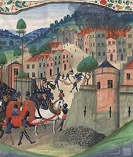 Siege of Limoges