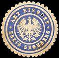 Siegelmarke Amt Kisdorf - Kreis Segeberg W0221127.jpg