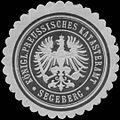 Siegelmarke K.Pr. Katasteramt Segeberg W0350058.jpg