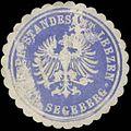 Siegelmarke K.Pr. Standesamt Leezen Kreis Segeberg W0360867.jpg