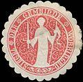 Siegelmarke Siegel der Gemeinde Worringen W0342576.jpg