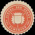 Siegelmarke Siegel der Stadt Elmshorn W0345270.jpg