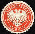 Siegelmarke Staatsarchiv - Lübeck W0232634.jpg