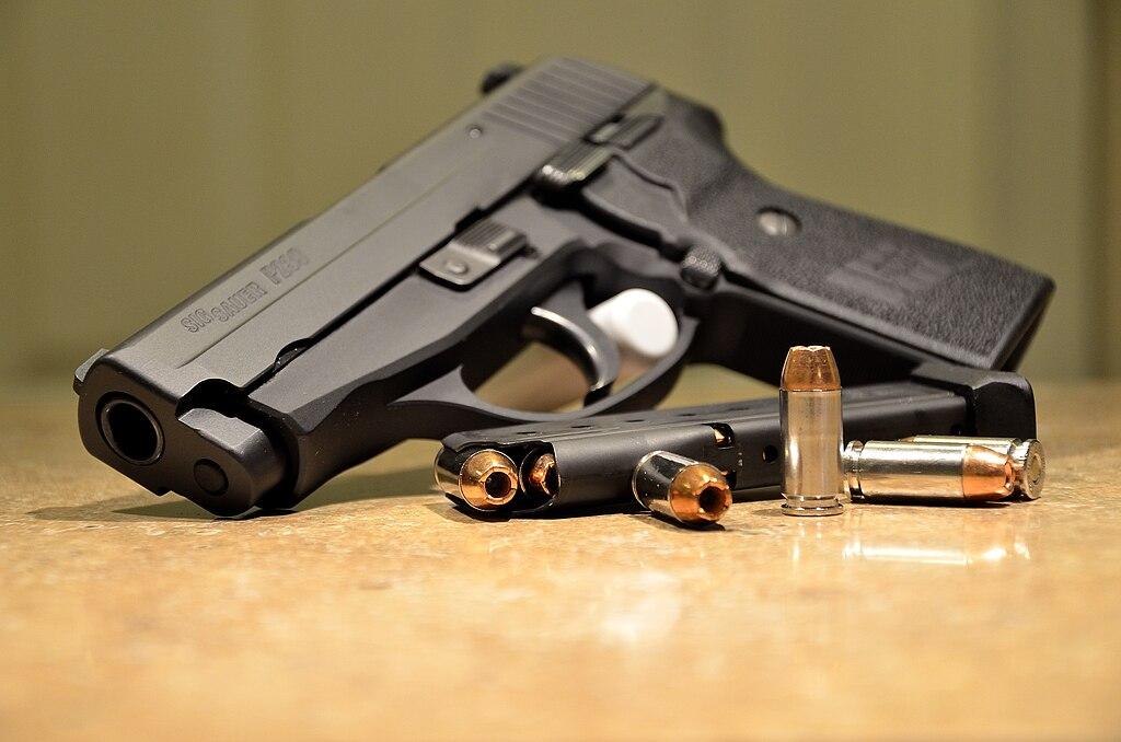 SIG Sauer P239 pistol