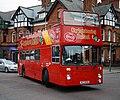 Sightseeing bus, Belfast - geograph.org.uk - 1556682.jpg