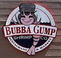 Sign of Bubba Gump Shrimp Company (TK).JPG