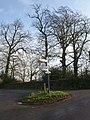 Signpost, Broomfield - geograph.org.uk - 1129185.jpg