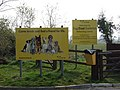 Signs at Dogs Trust, Snetterton - geograph.org.uk - 382612.jpg