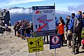 Signs warning tourists about the risk associated with going out to Trolltunga.jpg