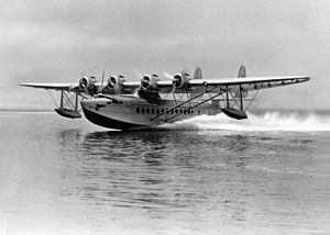 Sikorsky S-42 PAA taking off in 1930s.jpeg
