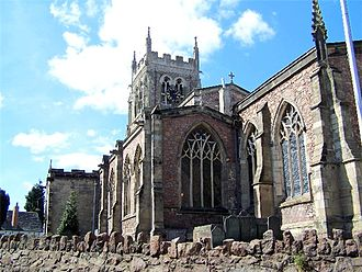 Sileby - St. Mary's parish church, Sileby