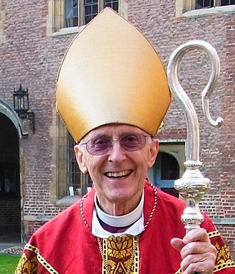 Bishop of Coventry - Image: Simon Barrington Ward 2011 (cropped)
