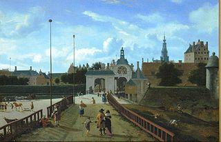 Sint Anthonispoort, Former City Gate of Amsterdam