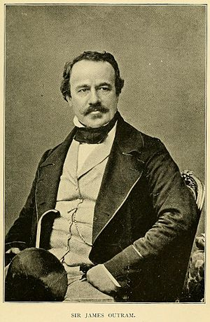 Sir James Outram, 1st Baronet - Image: Sir James Outram