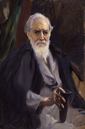Sir (William Matthew) Flinders Petrie, by Phil...