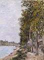 Sisley Road Along the Seine at Saint-Mammes DMA 1985-R-69.jpg