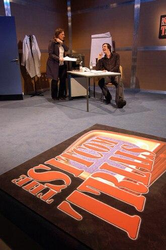 The Sitcom Trials - Image: Sitcomtrials T Vshow