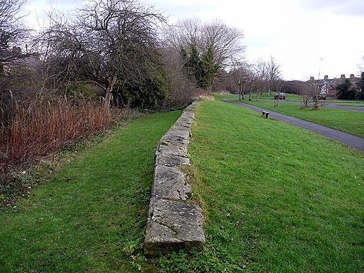 Site of the former North Wylam Railway Station (geograph 2743634)