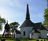 Fil:Skörstorps kyrka Västergötland Sweden 9.jpg