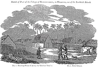 Tahitian missionary