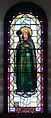 Sligo Cathedral of the Immaculate Conception Ambulatory Window 05 Brigid 2013 09 14.jpg