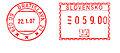 Slovakia stamp type BB4.jpg