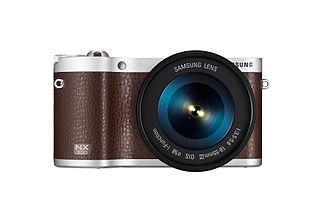 Samsung NX300 digital camera model