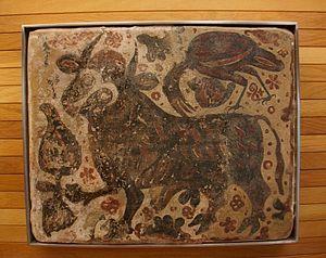 Socarrat - Socarrat representing an ox