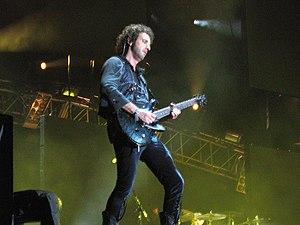 Soda Stereo en Santiago de Chile