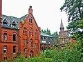 Sokołowsko, ruiny sanatorium Grunwald (Görbersdorf ehem. Sanatorium Dr. Brehmer 04a).jpg