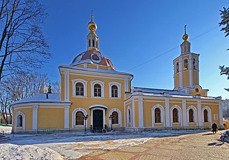 Sokol District - Church of All Saints