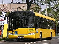 Solaris Urbino 12 z katowickiego PKM