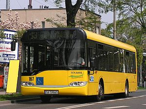 Solaris Urbino - Solaris Urbino 12 Second Generation from PKM Katowice.