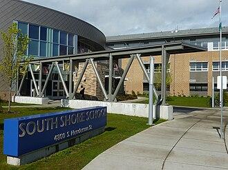 South Shore School - Image: South Shore School 01