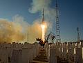 Soyuz TMA-11M rocket launches from Baikonur (3).jpg