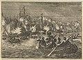 Spaanse vloot op de Schelde door Hollanders veroverd en verbrand, 1631, RP-P-1896-A-19368-1434.jpg