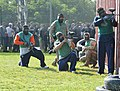 Spartan soldiers, Syracuse University football players battle in paintball competition 130816-A-YK672-027.jpg