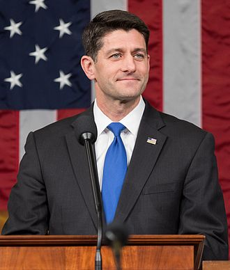 Paul Ryan - Image: Speaker Paul Ryan official photo (cropped 2)