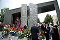 Spomenik hrvatske pobjede Oluja 95 16 obljetnica vojnoredarstvene operacije Oluja 04082011 5047-2.jpg