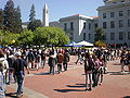 Sproul Plaza during Cal Day 2009 4.JPG