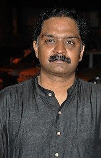 Sreevalsan J. Menon Indian singer