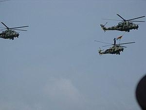 No. 9 Squadron SLAF - Image: Sri Lanka Military 0266