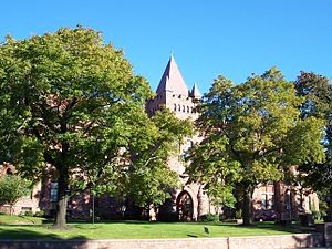 Saint Bernard's Seminary - Image: St. Bernard's Seminary front