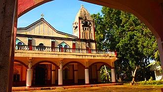 Katipunan, Zamboanga del Norte - St.Francis Xavier Church