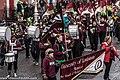 St. Patrick's Day Parade (2013) - The University of Louisiana-Monroe, Sound of Today, Louisiana, USA (8565150147).jpg