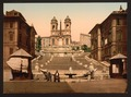 St. Trinita dei Monti, Rome, Italy-LCCN2001700962.tif